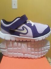 Official Nike Flex Experience TDV Girls Toddler Shoes 599346-500 Toddler Sizes