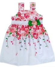 Girls dress 2-11 years new PARTY FLOWER DRESS girl cotton dress party dress