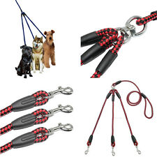 Top Sale Coupler 3 Way Dog Leash No-Tangle Triple Pet Leash Fit For Walking Dog