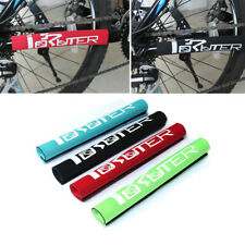 Mountain Road Bike Bicycle Chain Stay Guard Protector Frame Cover Black Blue Red