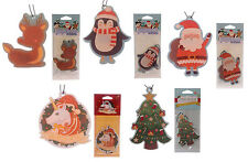Puckator Christmas Festive Air Freshener Assorted Stocking Filler Gifts