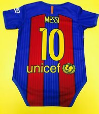 Barcelona jersey messi #10 all sizes available customize available