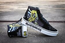 Vans Iron Maiden Killers High Top Sneakers Limited Edition