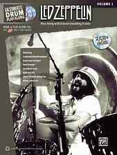 Ultimate Drum Play-Along Led Zeppelin, Volume 1: Drums