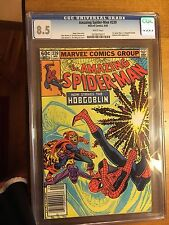 The Amazing Spider-Man #239 (Apr 1983, Marvel) CGC 8.5 Free Shipping!