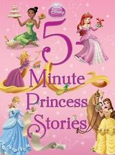 5-Minute Stories: 5-Minute Princess Stories by Disney Book Group 2011