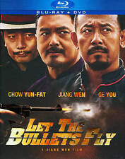 Let the Bullets Fly (Blu-ray/DVD, 2012, 2-Disc Set) FREE SHIPPING