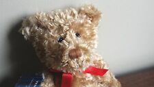 Hallmark Teddy-Tennial Bear 100th Anniversary Teddy Bear 12 inches tall