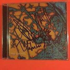 "THE STROKES COMPLETE BAND X5 SIGNED ""IS THIS IT"" CD COVER SEE PHOTO PROOF"