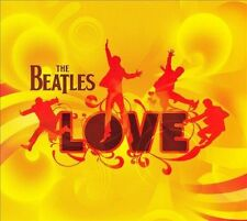 The Beatles-LOVE [Bonus DVD] by Cirque du Soleil (CD, Nov-2006, 2 Discs)