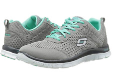 SKECHERS FLEX APPEAL OBVIOUS CHOICE MEMORY FOAM WOMENS RUNNING SHOES ALL SIZES