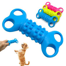 Rubber Bone Interactive Pet Cat Dog Toys Puppy Chew Toy for Small Dogs Chihuahua