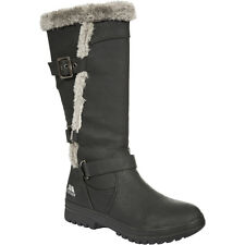 Trespass Womens/Ladies Salvatore Faux Fur Lined Winter Snow Boots