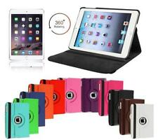 360 Rotating Leather Smart Cover Hard Back Case Sleep/Wake For Apple iPad pro