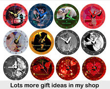 Valentine, Cd Clock, personalised, gift box, Stand, Love, Kiss, Occasions, Gift
