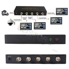 1x4 SDI Splitter 4 Port 3G HD SD SDI Distribution Amplifier Repeater 1080P Video