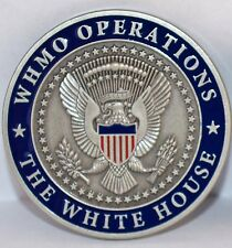 OFFICIAL WHITE HOUSE AIRLIFT OPERATIONS CHALLENGE COIN HMX-1~PEOC~RARE