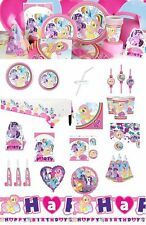 My Little Pony Party Birthday Supplies Tableware Balloons Decorations Favors