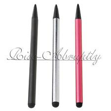 Resistive & Capacitive Touch Screen Pen Stylus For iPhone 7 Samsung Mobile Phone