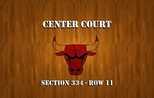 Center Court - Chicago Bulls vs Phoenix Suns February 24, 2017 United Tickets