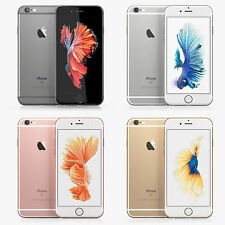 Apple iPhone 6S 6 Plus 4S Factory Unlocked 16/64/128GB Space Gray,Silver,Gold ON