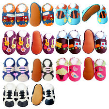 Free shipping Rubber Sole Boy Girl Baby Infant Toddler Leather Gift Shoes 0-3 Y
