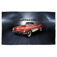 GENERAL MOTORS CHEVROLET CORVETTE SHINE BEACH TOWEL