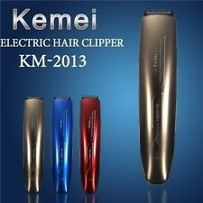 Men Electric Hair Trimmer Clipper Rechargeable Shaver Razor Beard Grooming