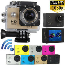 SJ4000 Full HD 1080P WIFI 12MP Sport Cam Waterproof Action Camera Camcorder NEW