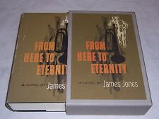 Easton Press FIRST EDITION LIBRARY From Here to Eternity - James Jones