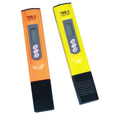 Mini LCD Digital TDS3/TEMP/PPM TDS Meter Tester Filter Pen Water Quality Purity