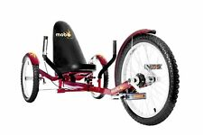 Mobo Triton Pro- The Ultimate Three Wheeled Cruiser (Adult) (Orange, Red, Blue)