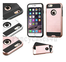 Shockproof Tough Armour Heavy Duty Anti Shock Hard Case Cover For iPhone Models