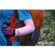 New Arrival Sport Outdoor Arm Stretch Sleeves Sun Block UV Protection Covers