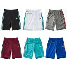 AEROPOSTALE NEW MENS A87 ATHLETIC SHORTS,BLACK,WHITE,GRAY,RED,BLUE,NWT,NICE
