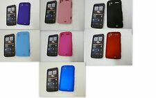 Hard Plastic Matte Protective Back Cover Case For HTC Sensation 4G