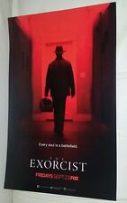 *2016 SAN DIEGO COMIC CON EXCLUSIVE* sdcc THE EXORCIST 11x17 POSTER fox new tv