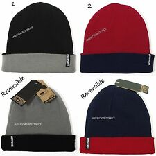 CONVERSE ALL STAR BRAND NEW MENS BEANIE HAT,4 IN 1 REVERSIBLE ONE SIZE,NWT.