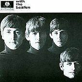 With the Beatles by The Beatles (CD, Feb-1987, EMI WEST GERMANY