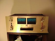DYNACO STEREO 400 POWER AMPLIFIER WITH METERS