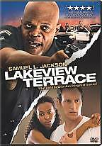 Lakeview Terrace (DVD, 2009) Widescreen