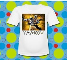 Personalized Power Rangers Gold Samurai T Shirt All sizes Power Rangers gold
