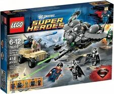 NEW - LEGO DC Universe Super Heroes Superman Battle of Smallville 76003 - SEALED