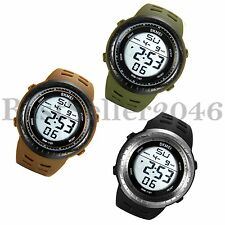 Sports Watches Large Dial Multifunction Outdoor Student Boys Electronic Watch
