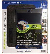 Boogie Board Jot 8.5 LCD eWriter Writing Tablet Blue + Protective Sleeve +Stylus
