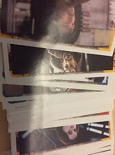 Topps Star Wars Rogue One Stickers 1-100