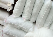 CUSHION PADS 16'' 18'' 20'' 22'' 24''HOLLOW FIBRE INNERS INSERTS FILLERS**NEW