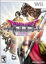 Dragon Quest - Swords Masked Queen and the Tower of Mirrors - Nintendo Wii