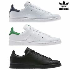 New Adidas Stan Smith Sports Originals Casual Retro Style Mens Leather Trainers