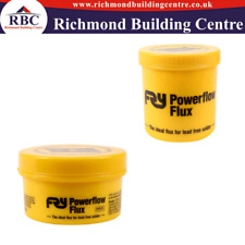 POWERFLOW FLUX 100G AND 350G SOLDERING FLUX PASTE SELF CLEANING EASY TO APPLY
